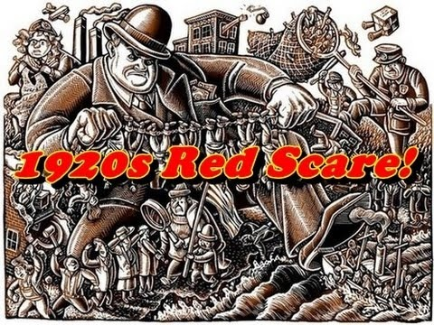 The American Red Scare