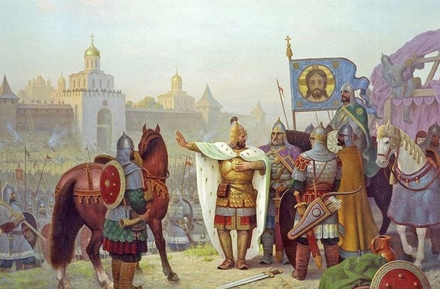 Владимирские великие князья