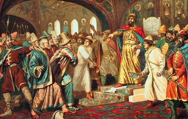 Московские князья и великие князья