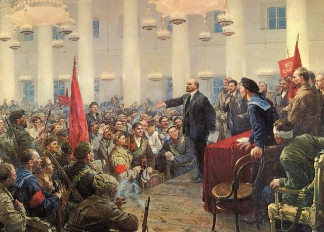 Руководители советского государства - Ульянов (Ленин) Владимир Ильич