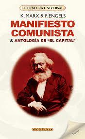 Publicación del Manifiesto comunista