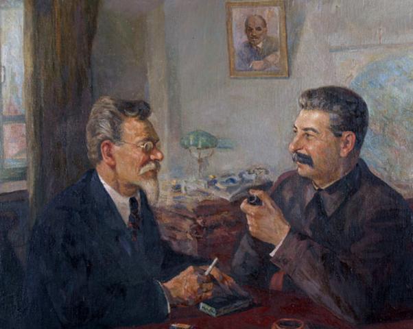 Формальные руководители советского государства