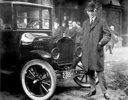 Nacimiento de Henry Ford
