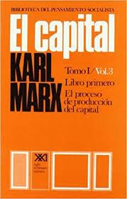 Publiación de El capital.