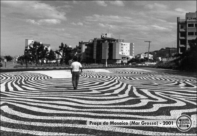 Praça do Mosaico (Mar Grosso)