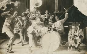 Jazz is developed by musicians of New Orleans