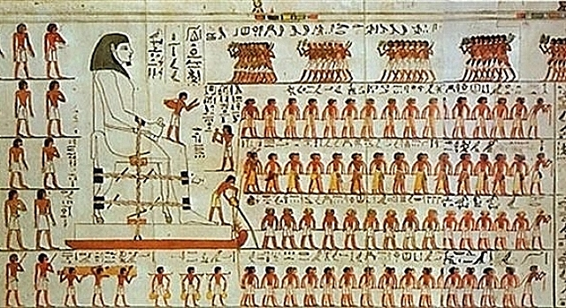 Antecedentes - Egipicios