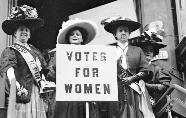 Passing of the 19th Amendment