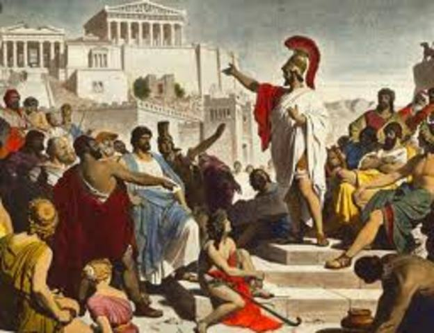 Antecedentes - Griegos