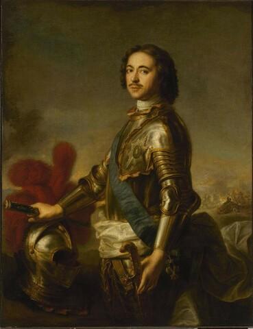 Pedro el Grande ocupa Silicia
