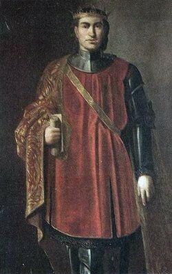 Jaime II conquista Cerdeña