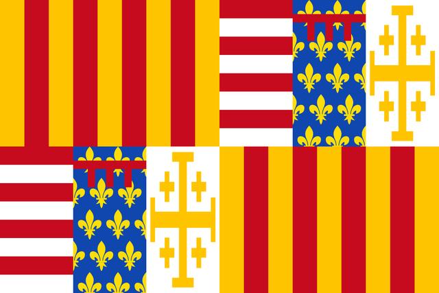 Alfonso V conquista el reino de Nápoles