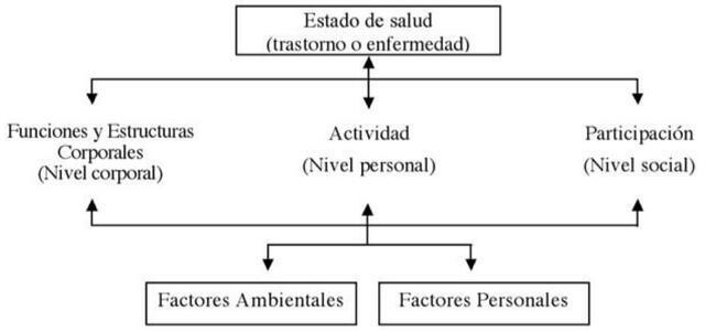Modelo de Funcionamiento y Discapacidad de la OMS