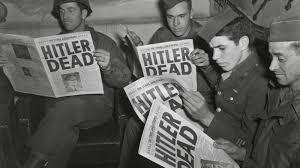 Muerte de Adolf Hitler