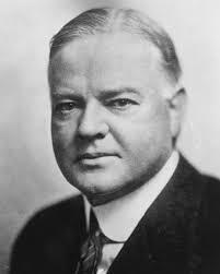 Hoover Elected as President
