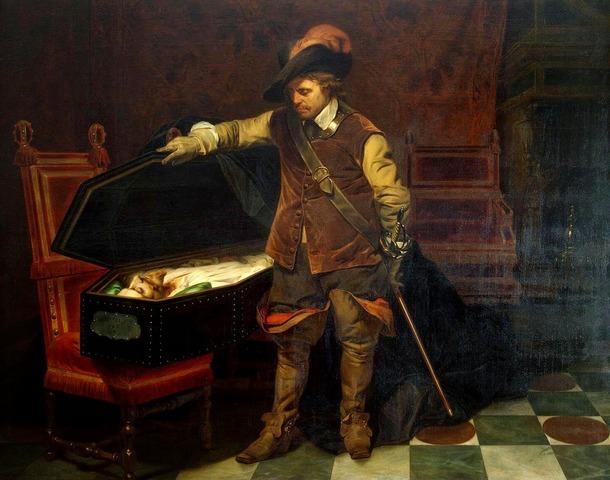 Carlos V dies