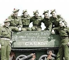 Declaracion de guerra de Canada a Alemania