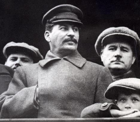 Ascenso de Stalin