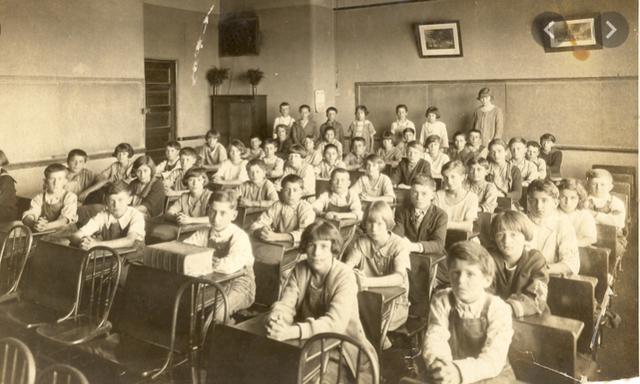 Schools and Mass Media shaped culture