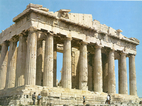 Templos Helénicos.