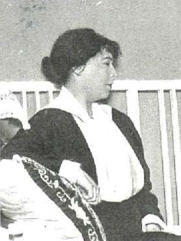 Su casamiento con Julia Guinda de Urzanqui