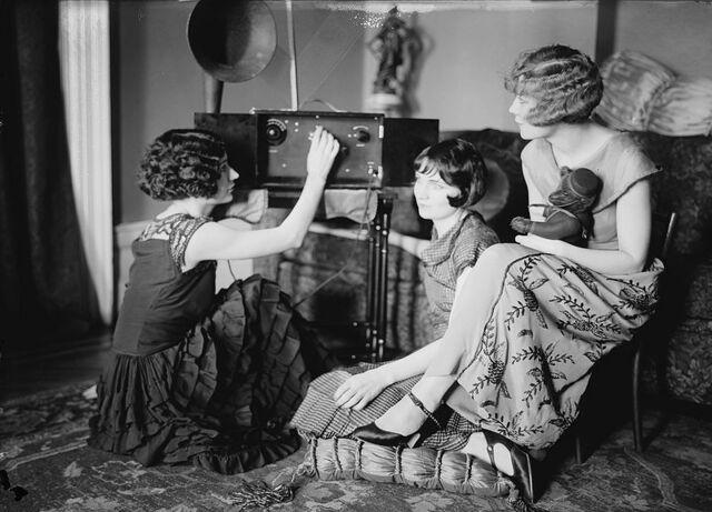 Usage of Radios