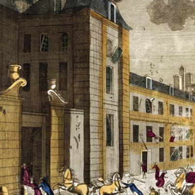 REVOLUCION FRANCESA (1789-1799 timeline