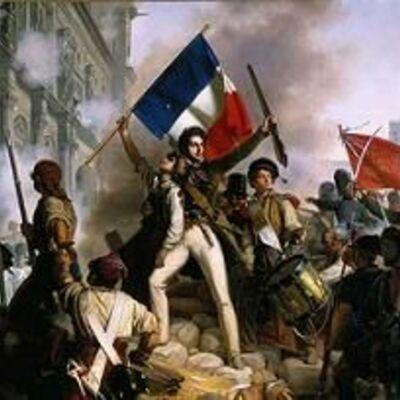 REVOLUCION FRANCESA (1789-1799) timeline