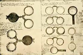 Invención de las Gafas