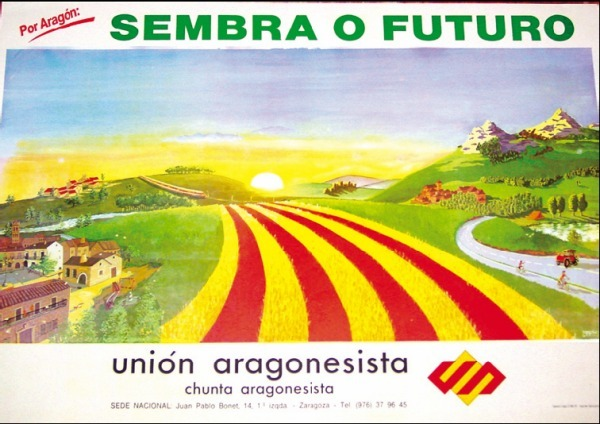 Fundación de la Unión Aragonesista