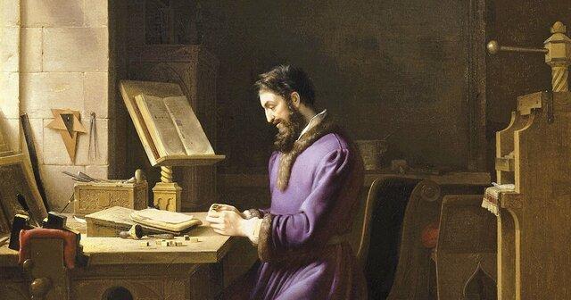 Aporte de Gutenberg.