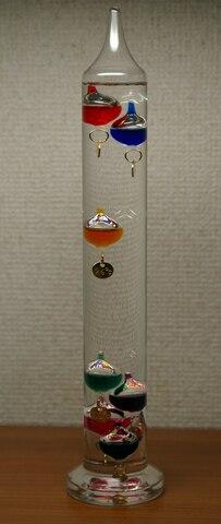 Invención del Termómetro de Agua