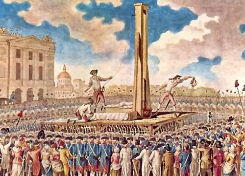 TERCERA ETAPA (1792-1795) LA CONVENCIÓN - REINADO DEL TERROR