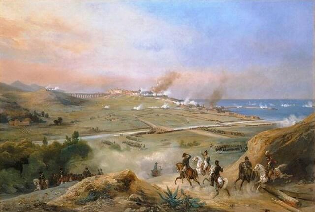 Conquista francesa de casi toda Andalucía