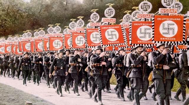 Tercer Reich alemán