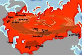 Creación da URSS