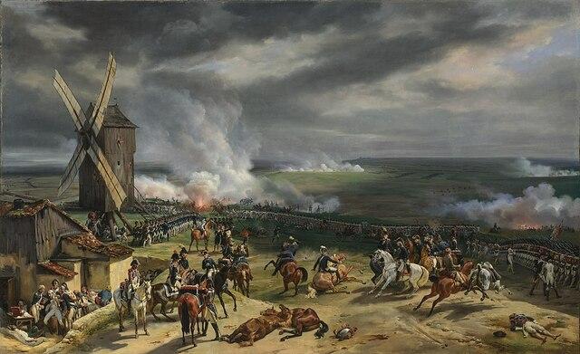 Napoleó signa el Tractat de Campo Formio, i va fundar les Repúbliques de Cisalpina, Lígur i Transpadana