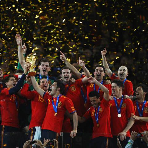 Mundial 2010 fet cultural