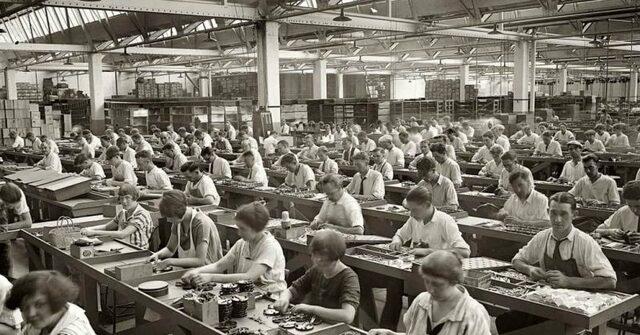 Revolución Industrial. (1760 - 1840)