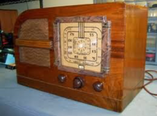 The Introduction of Radios in Homes