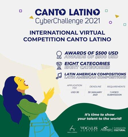 Canto Latino Finals
