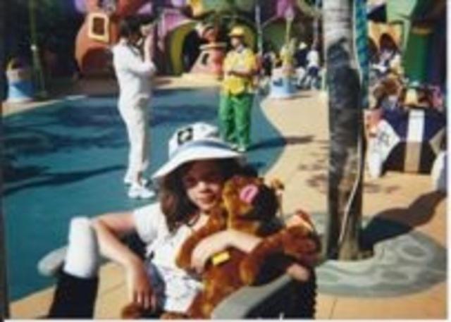 Disney World!