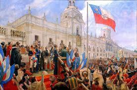 Independencia de chile