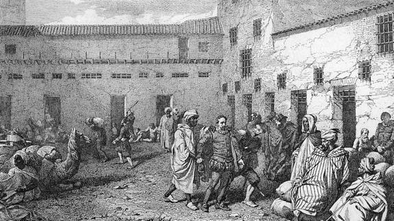 Encierro en Argel