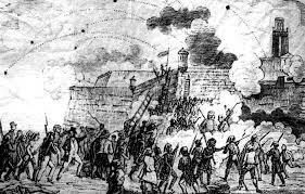 La sublevación de 1843