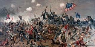 Inicio de la guerra de Secesión