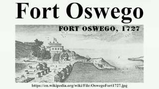 French take Ft. Oswego