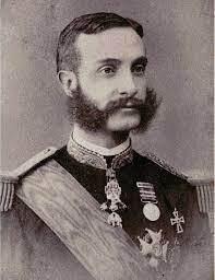 Nuevo rey, Alfonso XII