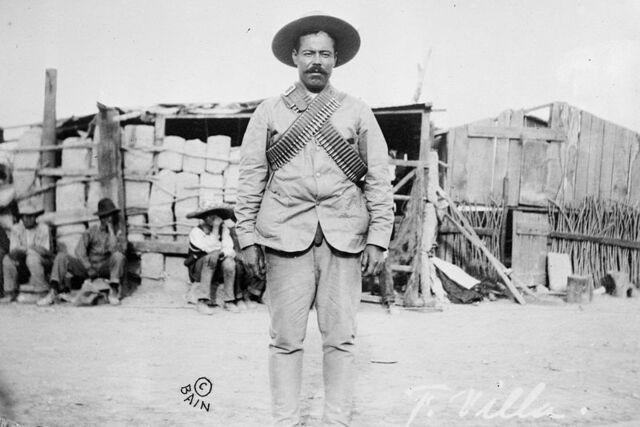 Nacimiento de Pancho Villa