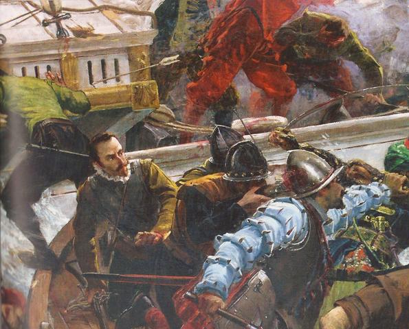 Milicia - Batalla de Lepanto